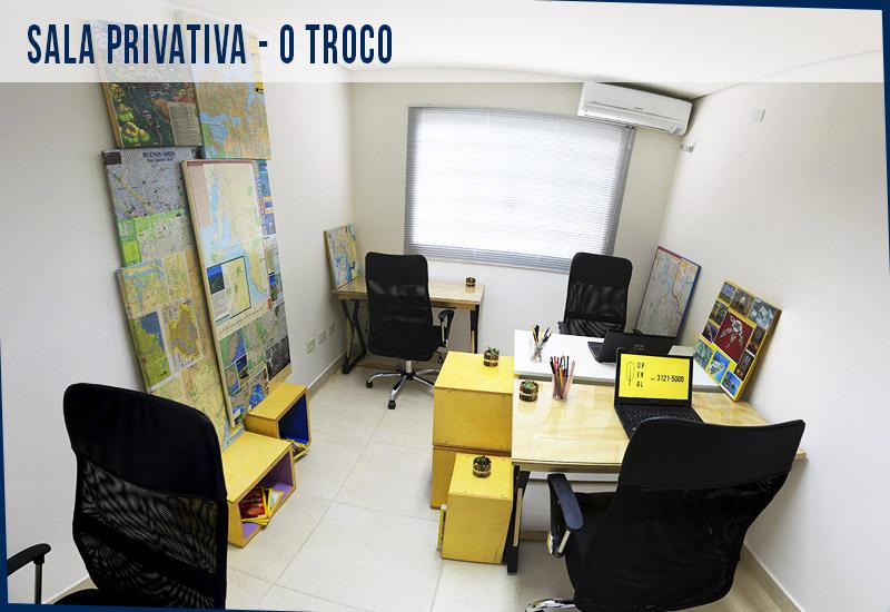 Coworking Curitiba - O Penal - Sala Privativa - O Troco 07